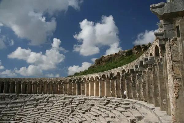 Amazing Aspendos Theatre