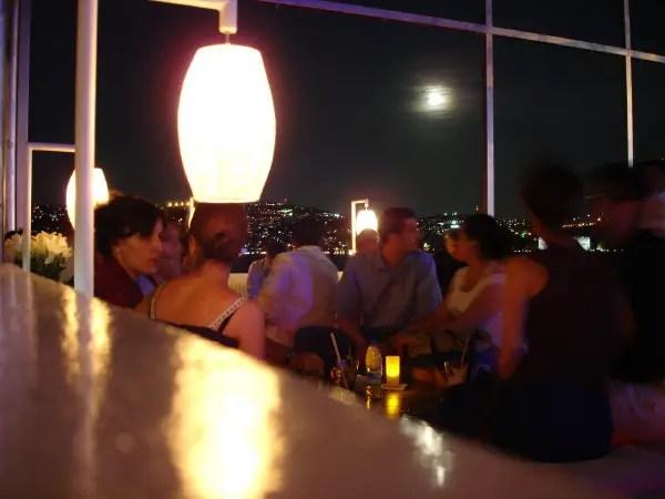 Moonlight over the Bosphorus