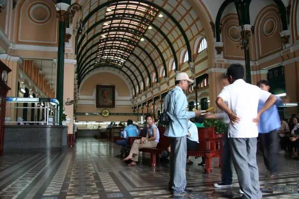 Goin' Postal in Saigon