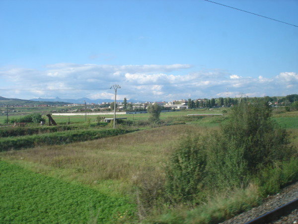 trains in eastern europe