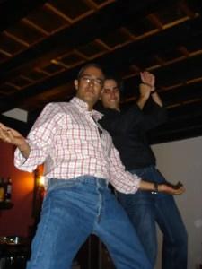 Bar Dancers?!