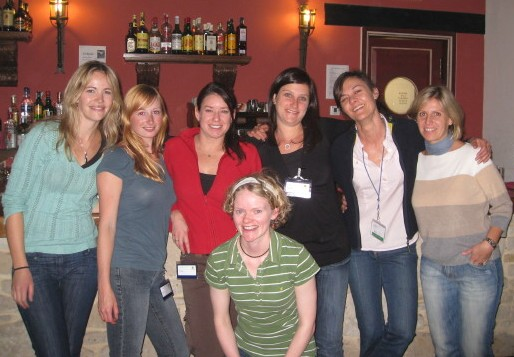 The Chicas of PI