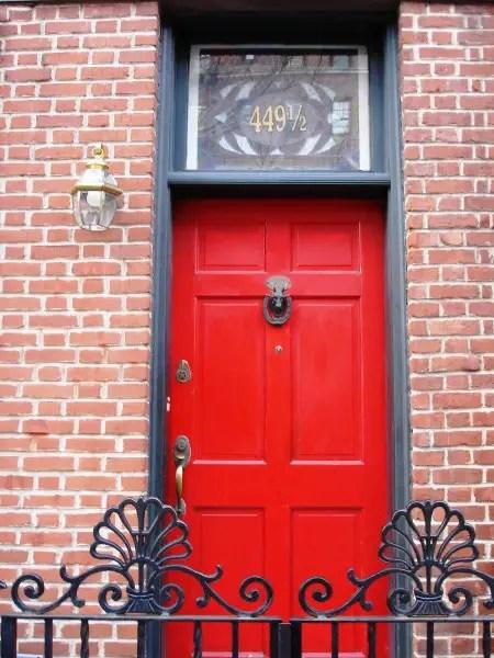 West Village Door