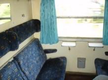 overnight train back to Romania