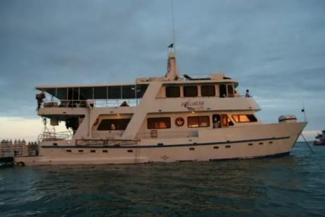 The Estrella Del Mar, Galapagos Islands