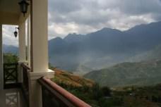 hotel view--sapa, vietnam