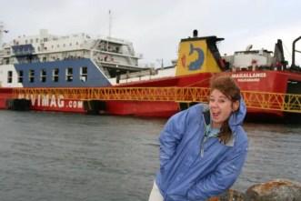 navimag ferry boat