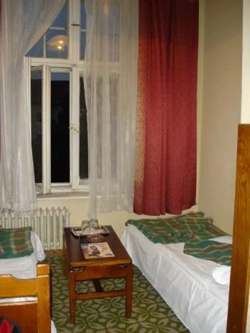 postaruval hotel--brasov, romania