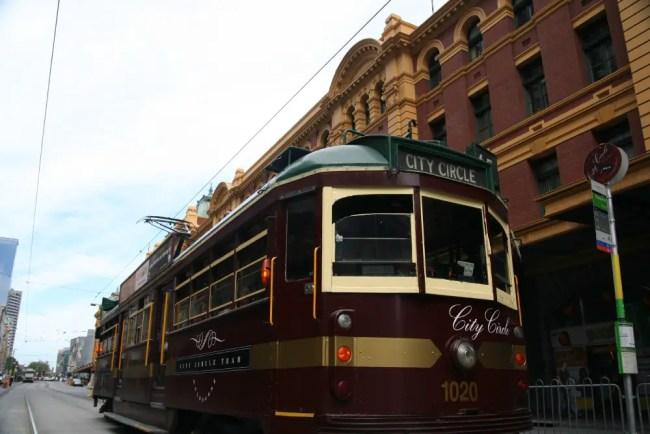 Street Car Melbourne
