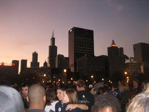 Chicago's Beautiful Grant Park