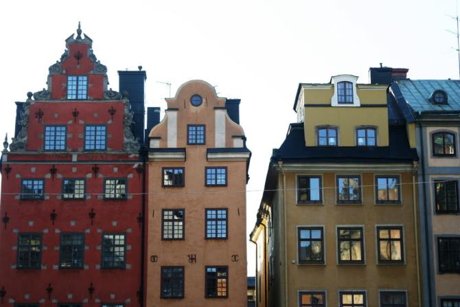 Colors of Old Town