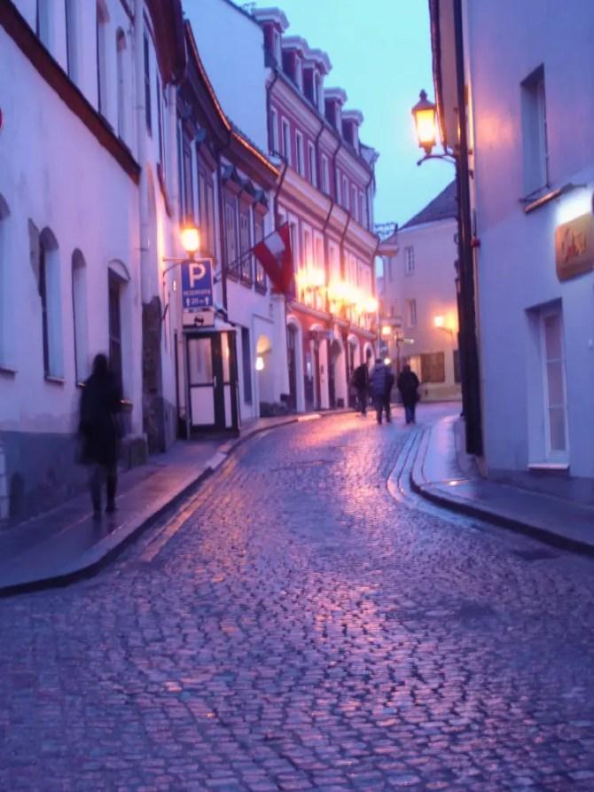 Vilnius Old Jewish Quarter