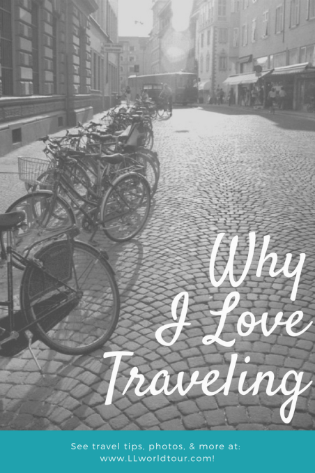 Why I love traveling