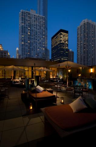 rooftop bars chicago