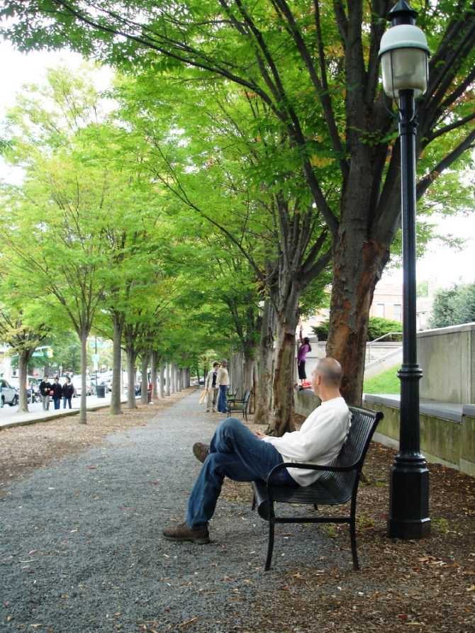Princeton Sidewalk