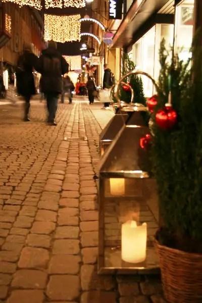 Gothenburg Sweden Christmas