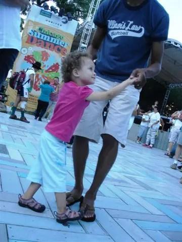 Chicago Summer Dance
