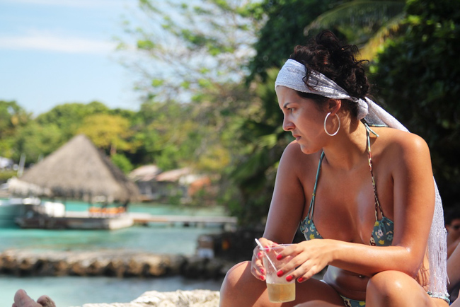 Beach Babe at Majagua