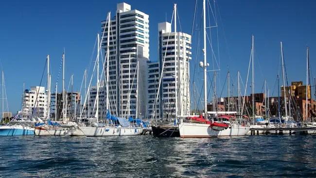 Cartagena marina