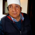 Chef Anotonio of Villa de Leyva
