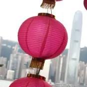 Hong Kong - Chinese New Year Lanterns
