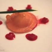 Salmon Ravioli!