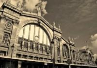 Photo Essay: Train Stations