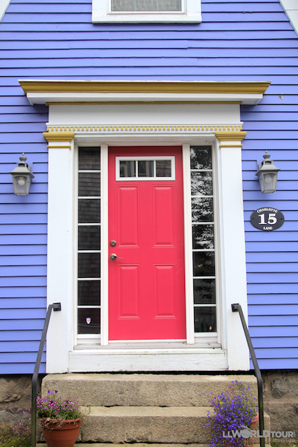Shelburne, Nova Scotia Doorway