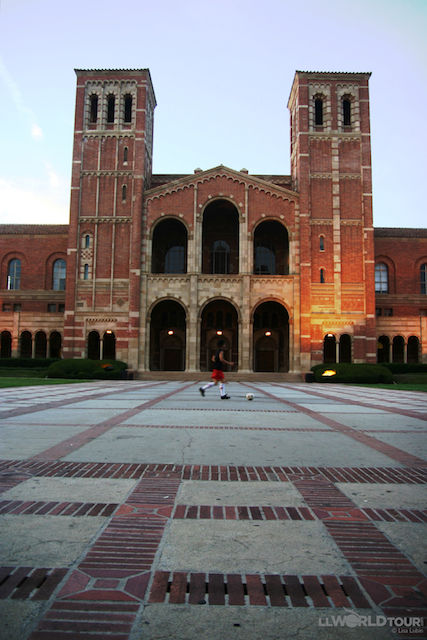 UCLA Los Angeles