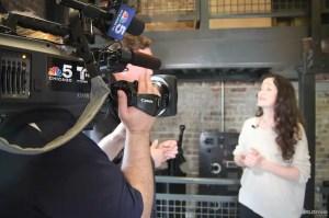 NBC5 Chicago Intervew