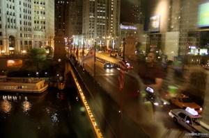 Michigan avenue view