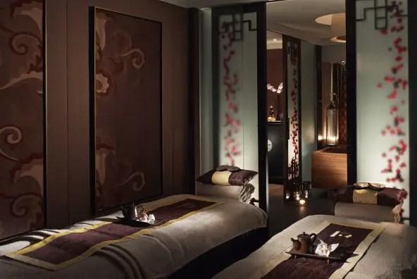 Langham London Chuan spa