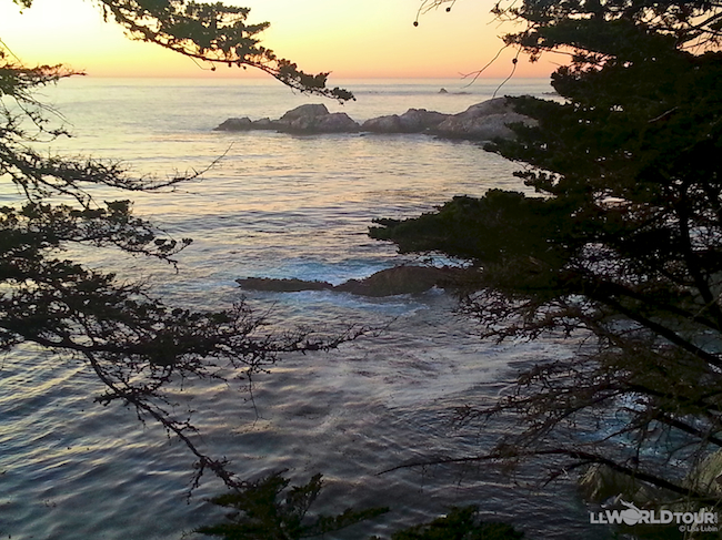 Big Sur at Sunset
