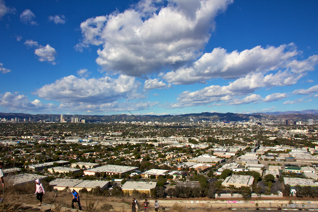 Los Angeles Vista