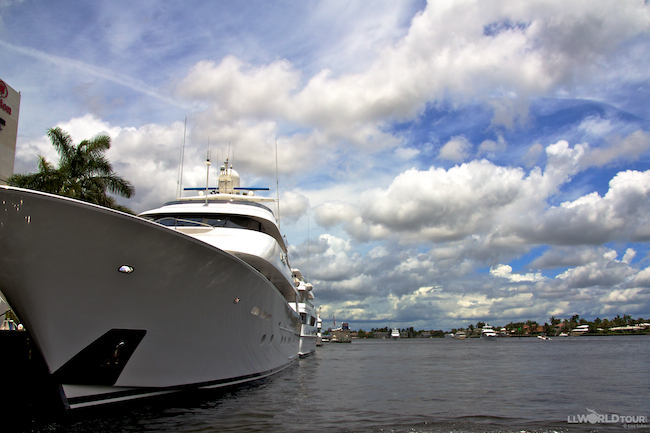 Yachts of the Intracoastal Waterway