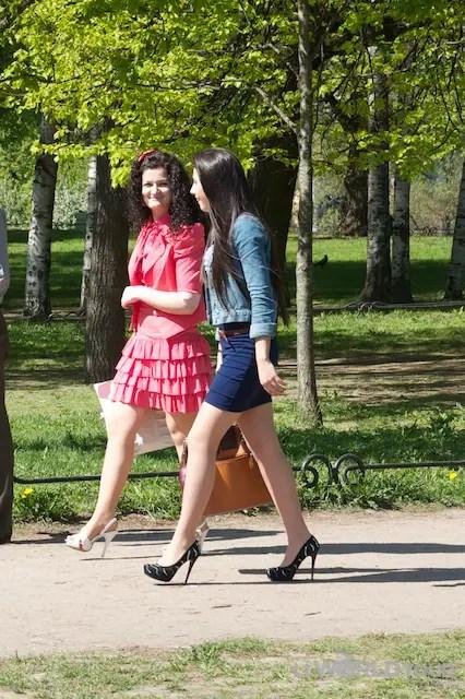 Русские девушки соло фото
