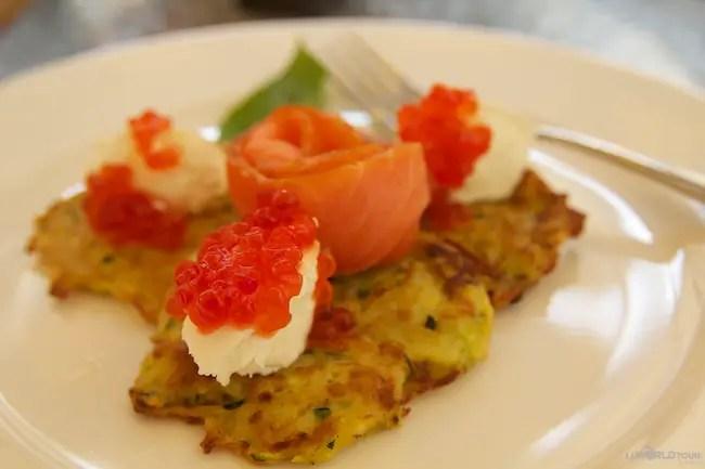 St Petersburg Food