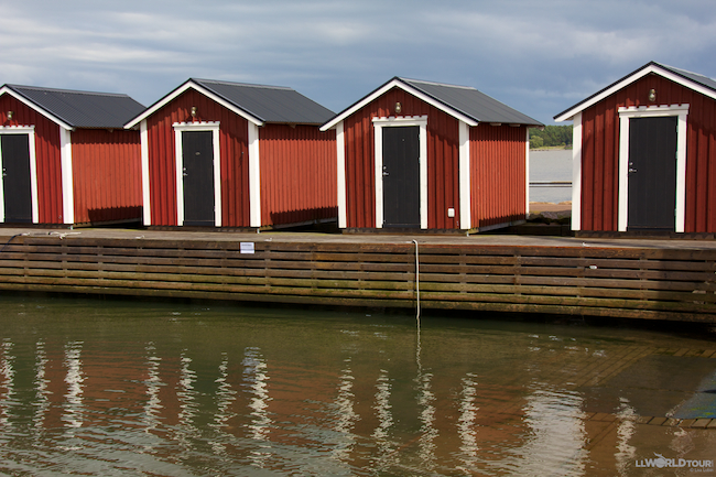 Bastad Harbor