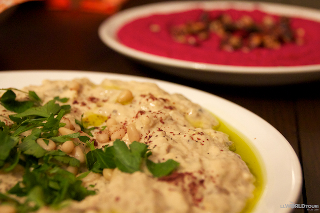 Baba Ghanouj in Berlin