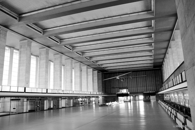 Tempelhof Departure Hall