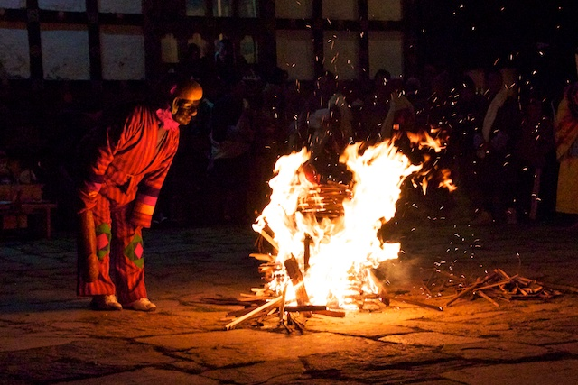 Bhutan Atsara