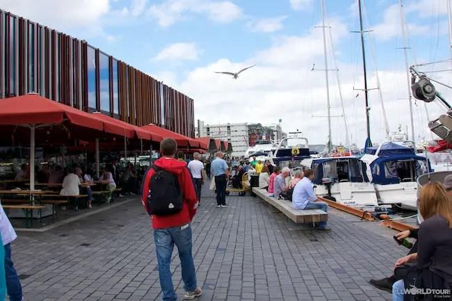 Bergen's Fish Market
