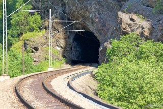 Flam Railway Tunnel
