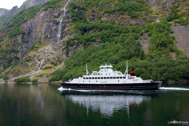 Fjord Boat