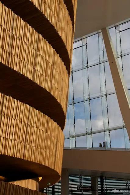 Oslo Opera House Interior