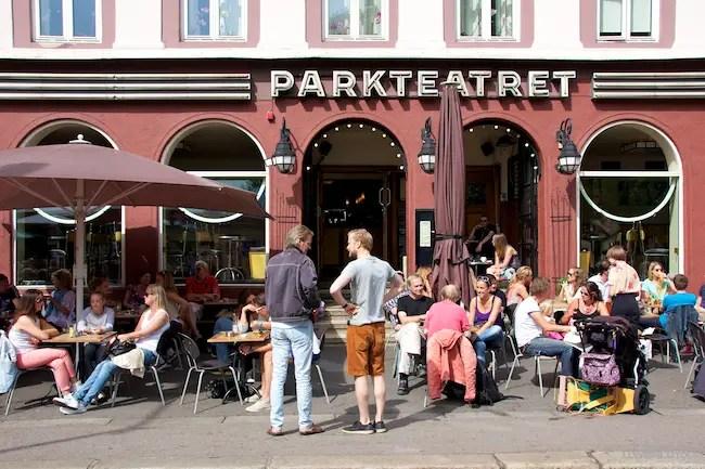 Grünerløkka Hip Oslo Neighborhood