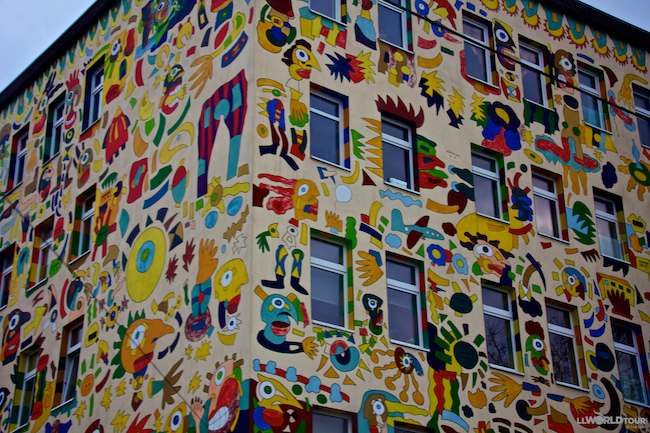 Leipzig's Arty Buildings