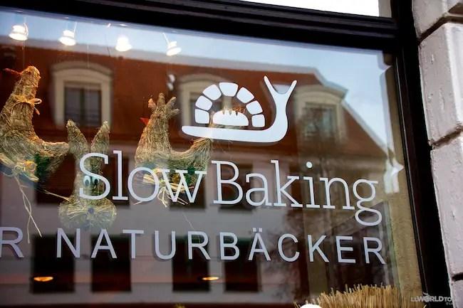 Slow Baking