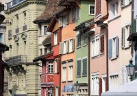 Old Town Zurich