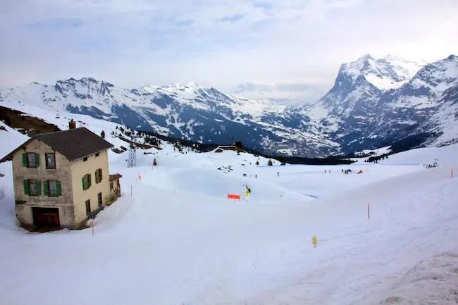 Ski Jungfrau